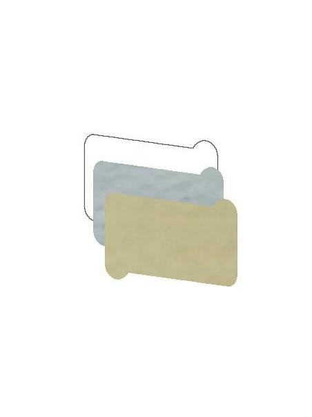 Etichetta Pergamena - 32x20mm 1000 etichette
